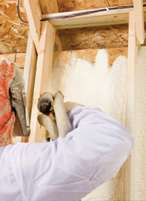 Vancouver Spray Foam Insulation Services and Benefits